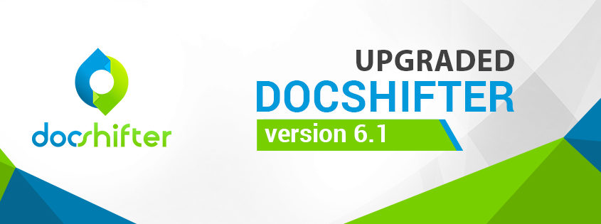 DocShifter 6.1