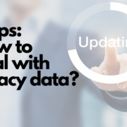 How to deal with legacy data? 6 tips | Blog article by DocShifter on dealing with legacy data and documentation