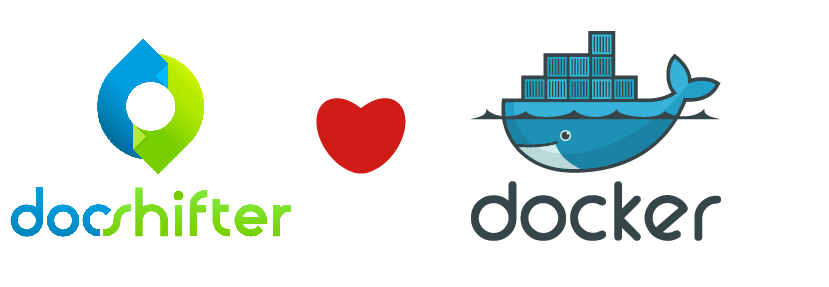 DocShifter and Container (Docker) technology for infinite scalability and easier deployment