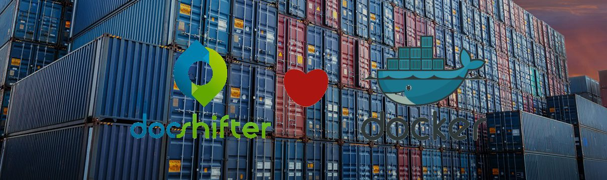 DocShifter on Containers (Docker) - Infinite Scalability