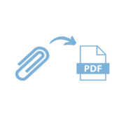 Render all attachments icon-Docshifter-mail to pdf converter